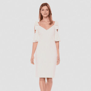 BLACK HALO DRESS - MONACO - Porcelain 10 BRAND NEW